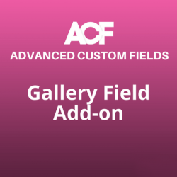 gallery field acf