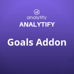 Analitify Goals Addon