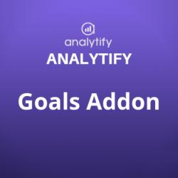 Analitify Goals Addon