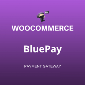 Bluepay Gateway for Woocommerce
