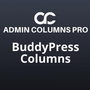 ACP Buddypress Columns
