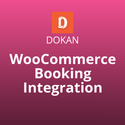 Dokan Woocommerce Booking Integration