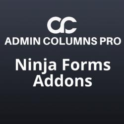 Ninja forms addons