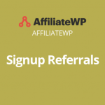 Signup Referrals