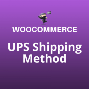 UPS Shipping Method