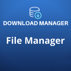 WPDM File Manager