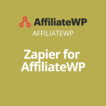 Zapier for AffiliateWP