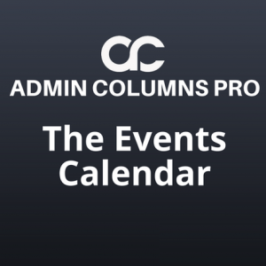 the events calender
