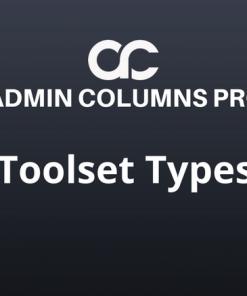 toolset typrs