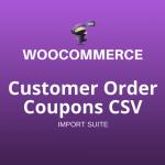 woocommerce coupon csv