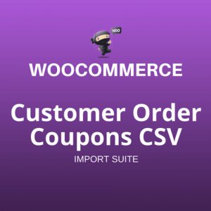 woocommerce coupon csv