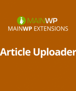 Article Uploader