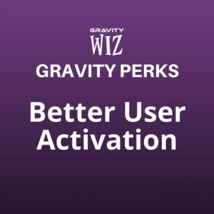 Better User Activation