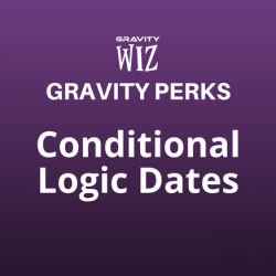 Conditional Logic Dates
