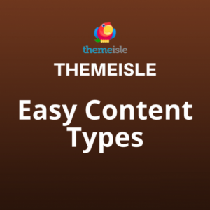 Easy Content Types
