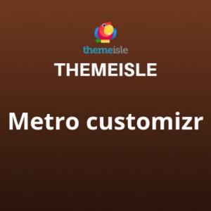 Metro Customizr