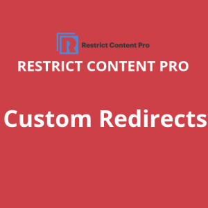 RCP Custom Redirects