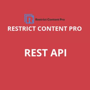 RCP REST API