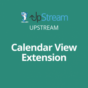 Upstream Calender View
