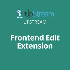 Upstream FrontEnd