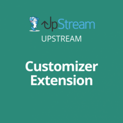 Upstream customizer