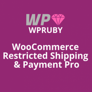 Woocommerce Restricted Shipping