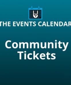 community tickets