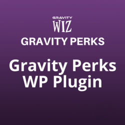 gravity perks wp plugin