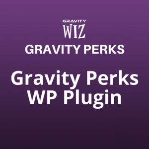 gravity perks wp plugin