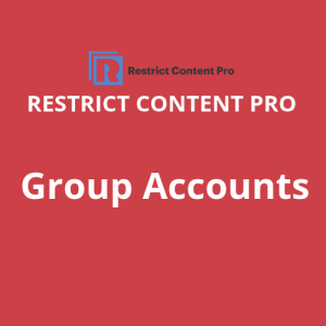 rcp Group Accounts