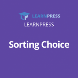 sorting choice