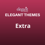 elegant themes extra