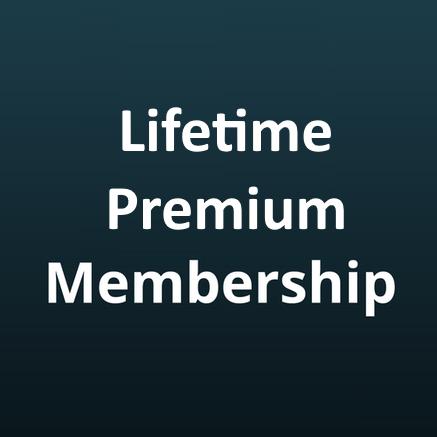 lifetime premium membership