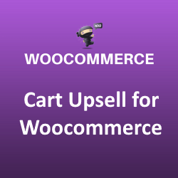 Cart Upsell For Woocommerce